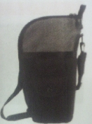 Vented Vertical Oxygen Tank Carrying Bag